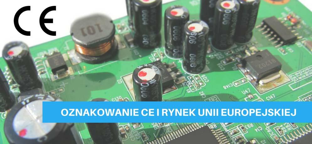 Oznakowanie CE - wprowadzenie