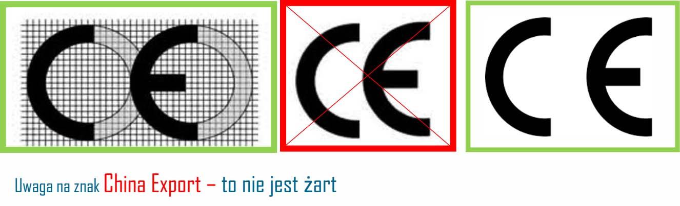 Oznakowanie CE
