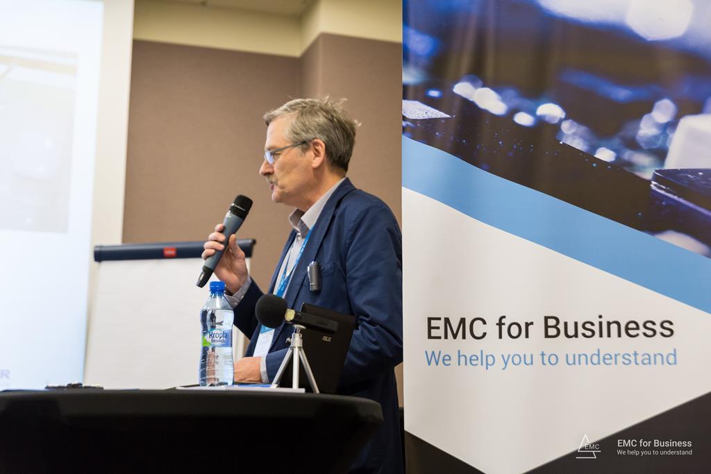 Konferencja EMC - szkolenie 1