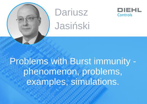 Prelegent konferencji EMC - Dariusz Jasiński