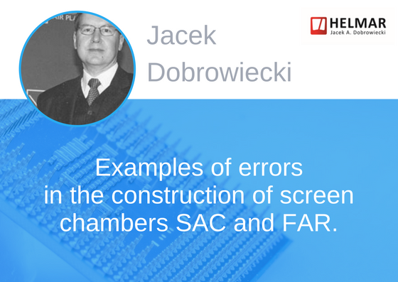 Prelegent konferencji EMC - Jacek Dobrowiecki