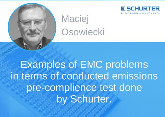 Prelegent konferencji EMC - Maciej Osowiecki