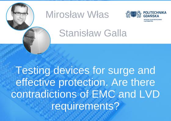 Prelegent konferencji EMC - Politechnika Gdańska