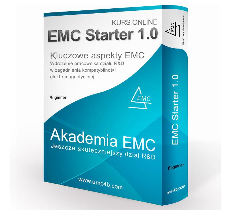 EMC Starter - kurs online.