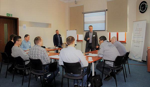 Konferencja EMC - szkolenie 2