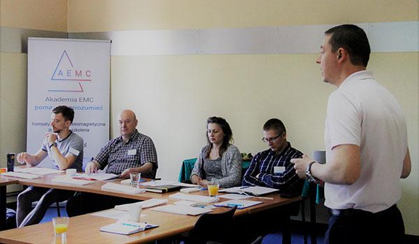Konferencja EMC - szkolenie 4