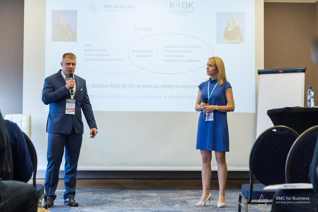 Konferencja EMC - relacja 2