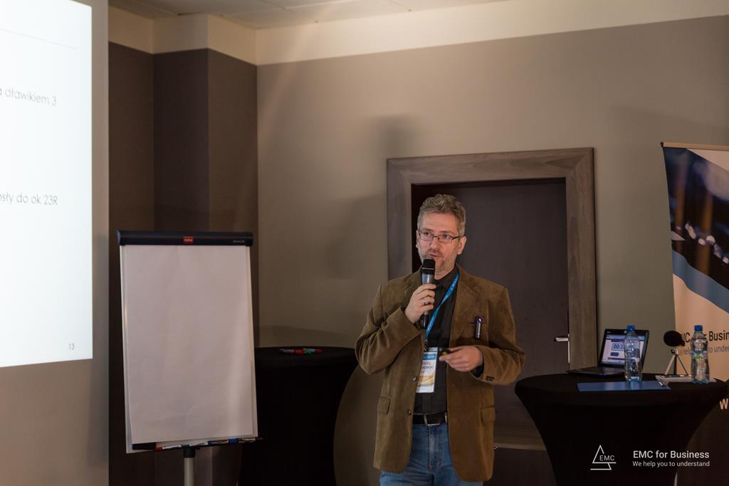 Konferencja EMC - relacja 4