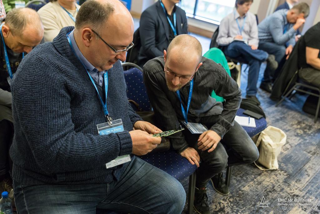Konferencja EMC - relacja 5