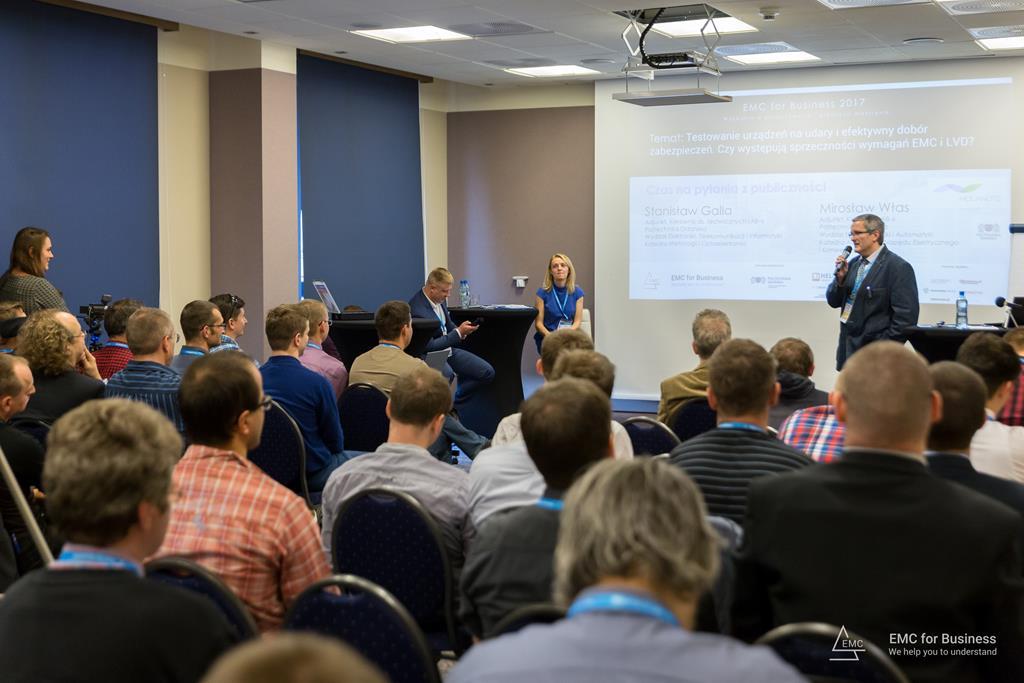 Konferencja EMC - relacja 6