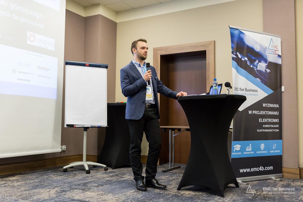 Konferencja EMC - relacja 7