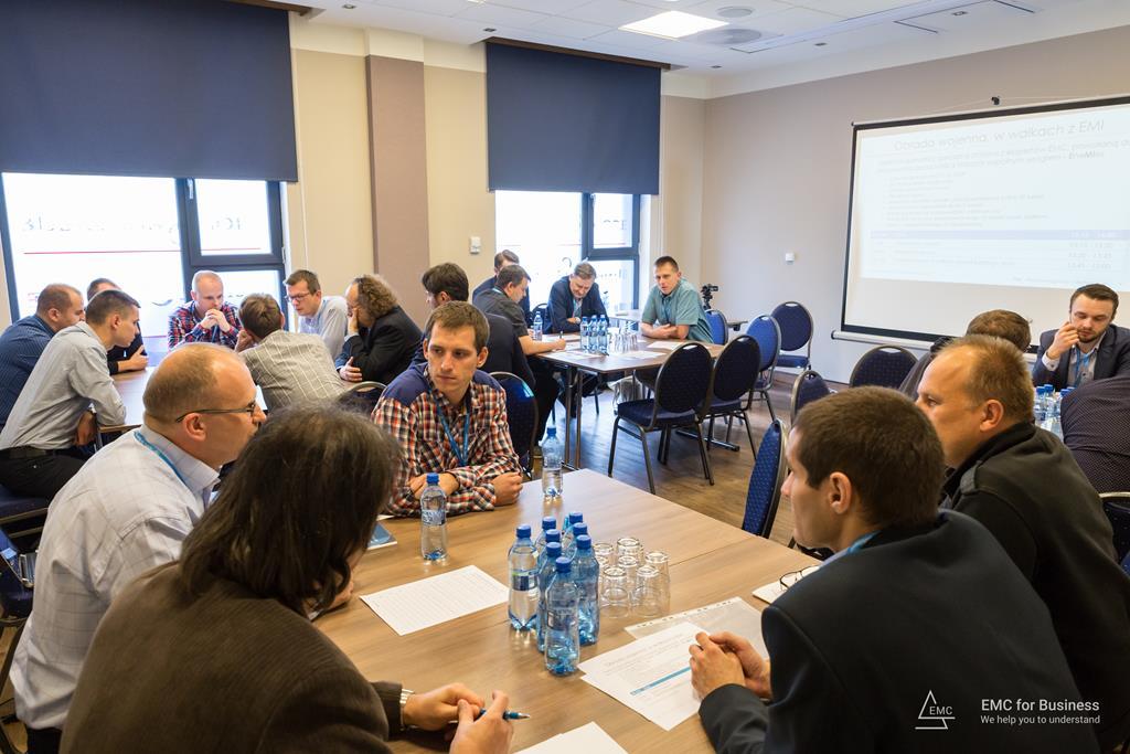 Konferencja EMC - relacja 9