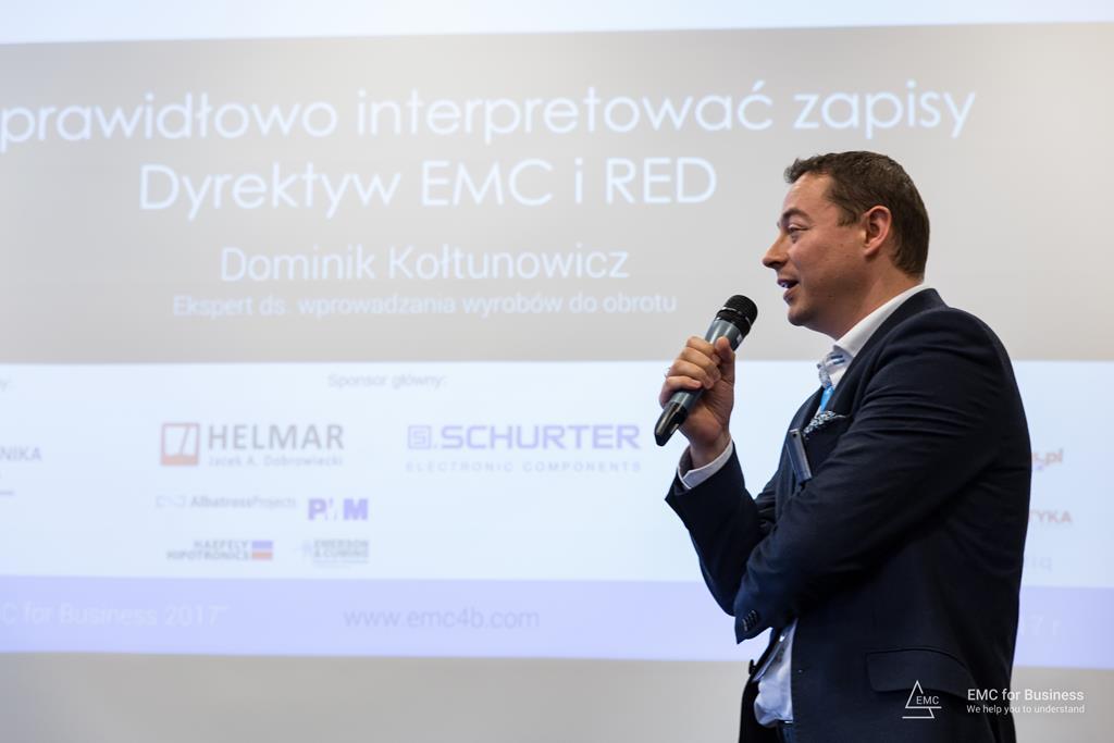 Konferencja EMC - relacja 14
