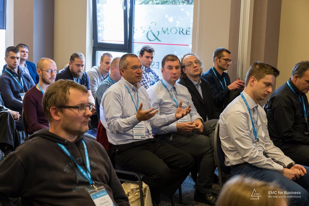 Konferencja EMC - relacja 15