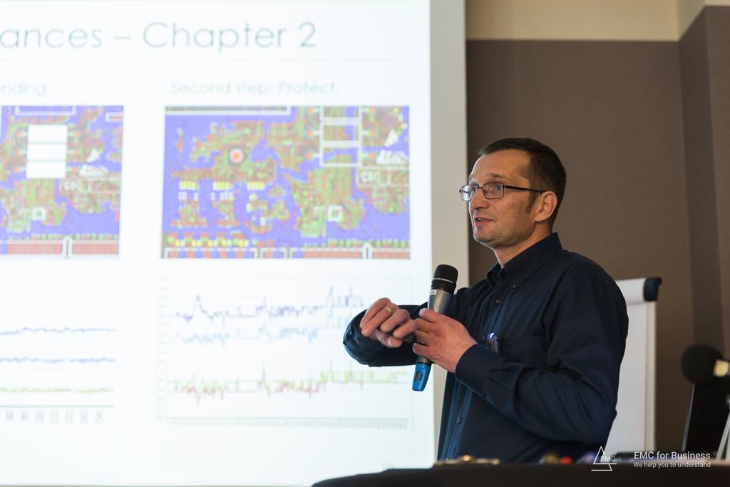 Konferencja EMC - relacja 16