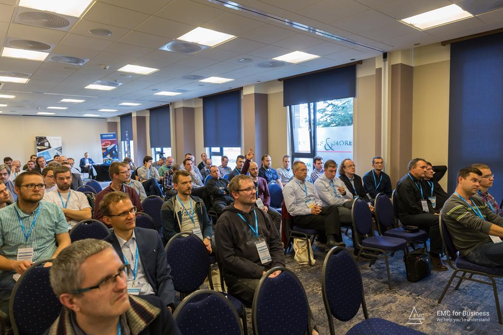 Konferencja EMC - relacja 18