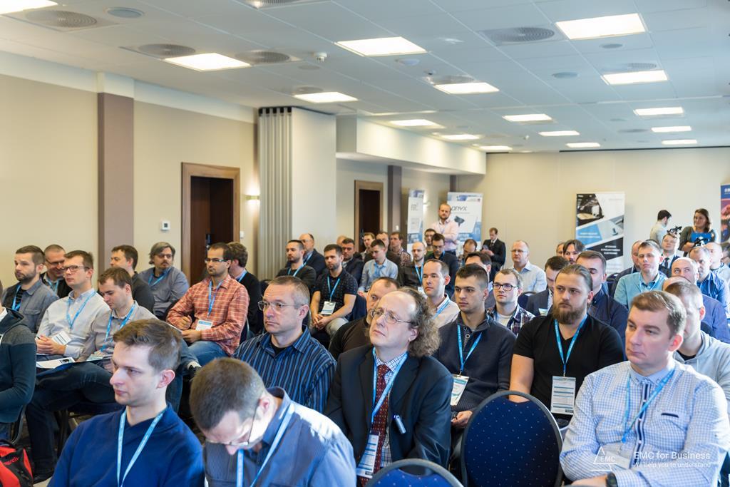 Konferencja EMC - relacja 19
