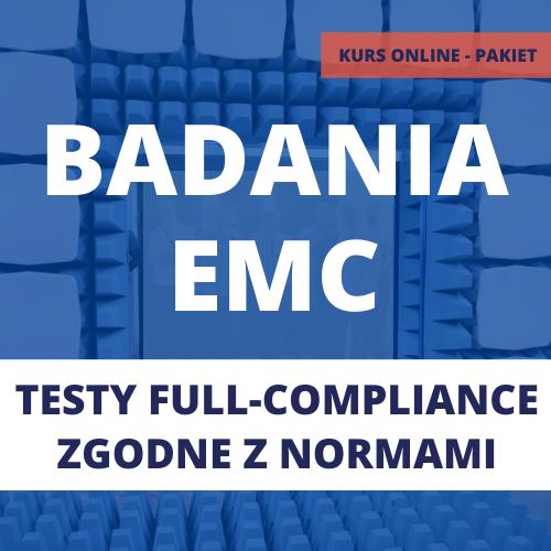 Pakiet Badania EMC