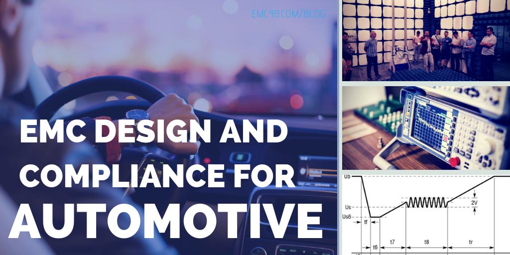 Wymagania EMC dla branży Automotive