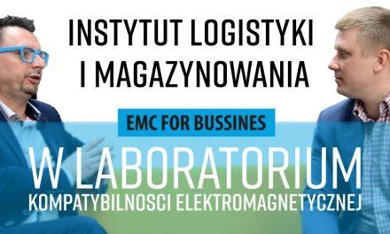 """Cykl wizyt """"W laboratorium EMC"""" – odcinek pierwszy."""