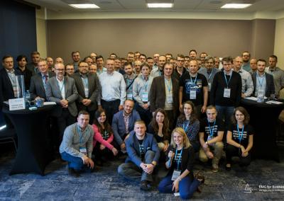 Uczestnicy Konferencji EMC for Business 2017