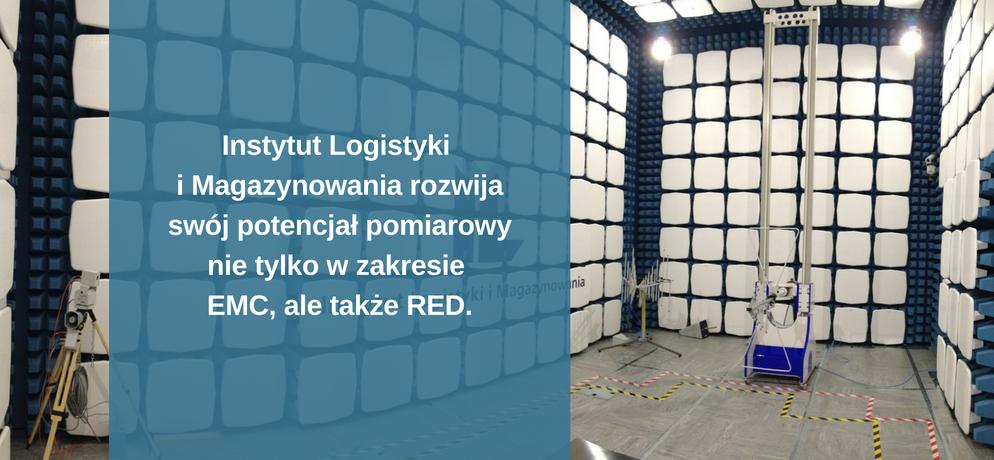 Instytut Logistyki i Magazynowania rozwija swój potencjał pomiarowy!