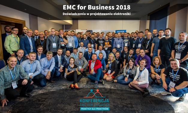 Podsumowanie konferencji EMC for Business 2018