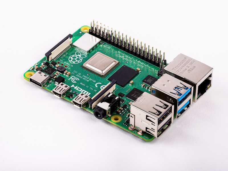 Integracja Raspberry Pi 4 z produktami końcowymi