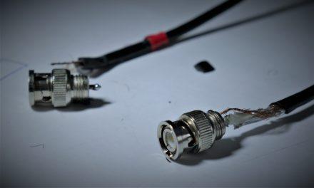 Ekranowane kable BNC – przesłuchy