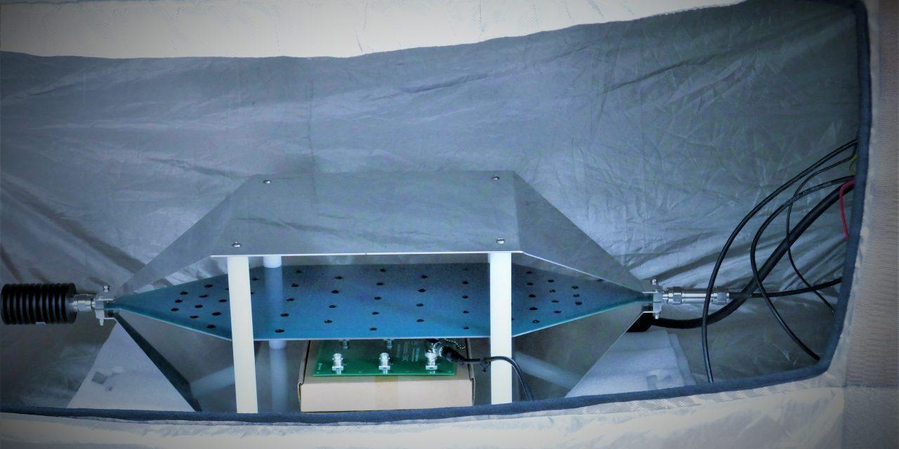 Namiot ekranujący i komora TEM – skuteczność ekranowania