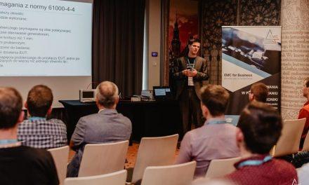 Program badań EMC – jak przygotować produkt do testów EMC? Warsztat w ramach Konferencji EMC for Business 2019.