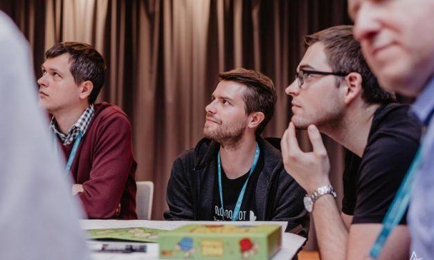 Gra RPG – startup odkrywa wymagania dla elektroniki. Warsztat w ramach Konferencji EMC for Business 2019.