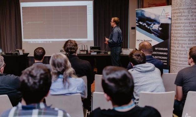 Signal integrity – high speed design. Warsztat w ramach Konferencji EMC for Business 2019.