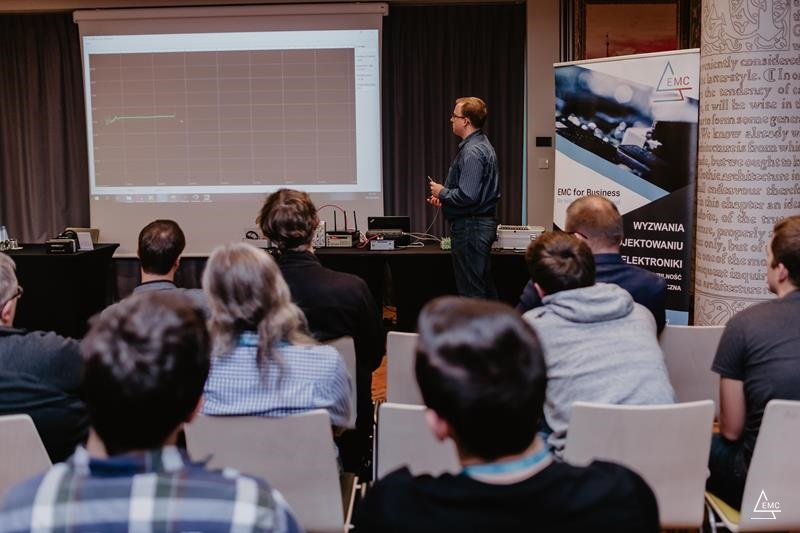 Signal integrity – high speed design. Warsztat w ramach Konferencji EMC for Business 2019.