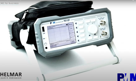 Szybki odbiornik pomiarowy EMI od PMM (Helmar) – emisja przewodzona z LISN 9kHz-30MHz