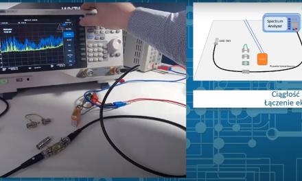 Jak łączyć ekrany kabli ze względu na EMC?